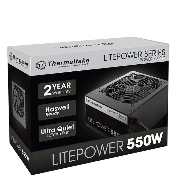 Thermaltake Litepower Gen 2 550W Power Supply