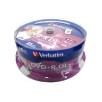 Verbatim DVD+R DL 8.5GB 25PK