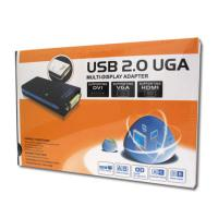 USB2 UGA Audio Multi Display adapter(2048X1152)