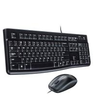 Logitech MK120 USB Desktop Keyboard/Mouse