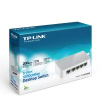 TP-Link 5 Port 10/100 Fast Ethernet Switch