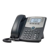 Cisco SPA508G 8 Line IP Phone w Backlit LCD Display PoE and PC passthrough port