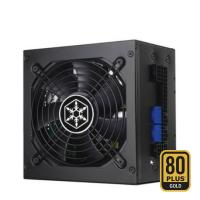 SilverStone ST55F-G 550W Power Supply, 80Plus Gold,  100% Modular cable, Silent 135mmFan with