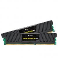 Corsair 16GB (2x8GB) CML16GX3M2A1600C10 DDR3 1600MHz CL10 LP Vengeance Unbuffered DIMM Memory with X