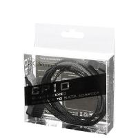 Silverstone CP010 Sleeved slim-SATA to SATA Adapter