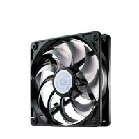 CoolerMaster 12CM Sickleflow X Transparent Fan Rifle Bearing
