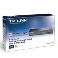 TP-LINK TL-SG1008PE 8-port POE+ Gigabit Switch for all 8 Port