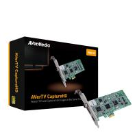 AverMedia H727 is Hybrid PCI-E TV Tuner Card with HDMI/Component/Composite/S-Video Input