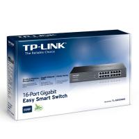 TP-Link TL-SG1016DE 16 Port  Gigabit Easy Smart Switch