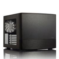 Fractal Design Node 804 Micro ATX/Mini ITX Black