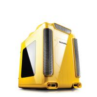 Deepcool Steamcastle Yellow Case