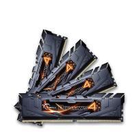 G.Skill 32G (4x8G) F4-2400C15Q-32GRK PC4-19200 / DDR4 2400 Mhz