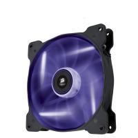 "Corsair ""Air Series"" Air Flow 140 Quiet Edition Case Fan Purple LED"
