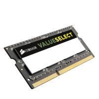 Corsair 4GB (1x4GB) DDR3 1600MHz Value Select SODIMM 11-11-11-30 204-pin, Lifetime warranty