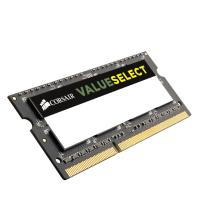 Corsair 4GB (1x4GB) DDR3 1600MHz Value Select SODIMM 11-11-11-30 204-pin, Lifetime warranty