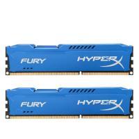 Kingston HX318C10FK2/16 16GB Kit HyperX Fury Blue 1866Mhz DDR3 1.5v