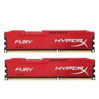Kingston HX318C10FRK2/16 16GB Kit HyperX Fury RED 1866Mhz DDR3 1.5v