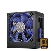 SilverStone StridePlus ST70F-PB 700W Power Supply, Bronze Modular