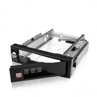 "ICY BOX (IB-168SK-B) 5.25"" Tray-less Rack for 3.5"" SATA/SSD HDD"