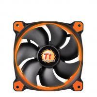 Thermaltake Riing 14 High Static Pressure 140mm Orange LED Fan