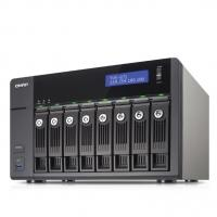 QNAP TVS-871-i3-4G, 8 Bay Hotswap NAS- Intel Core i3-4150 3.5G Dual Core, 4Gb DDRIII (up to 16Gb), i