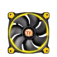 Thermaltake Riing 14 High Static Pressure 140mm Yellow LED Fan