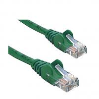 Cat 6 UTP Ethernet Cable, Snagless - 0.5m (50cm) Green