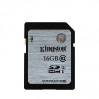 Kingston SD10VG2/16GBFR Secure Digital Card 16Gb(SD) SDHC Class10