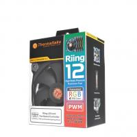 Thermaltake 120mm Riing 12 RGB LED PWM 1500RPM Triple Fan Pack