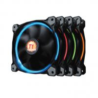 Thermaltake Riing RGB 14CM 3 pack Colors High Static Pressure LED Radiator Fan