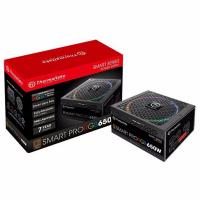 Thermaltake 650W Smart Pro RGB Bronze Fully Modular Power Supply