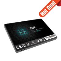 "Silicon Power 256GB A55 SATA3 2.5"" SSD"