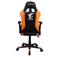 Gigabyte Aorus AGC300 Gaming Chair - Black/Orange