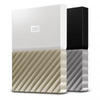 Western Digital Passport Ultra 2TB USB 3.0 Gray