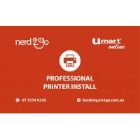 Nerd2Go Professional in Home Printer Install 5km Milton
