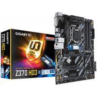 Gigabyte Z370 HD3 LGA 1151 ATX Motherboard + Intel Optane