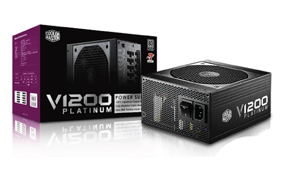 CoolerMaster Vanguard 1200W 80+ Platinum Full Modul