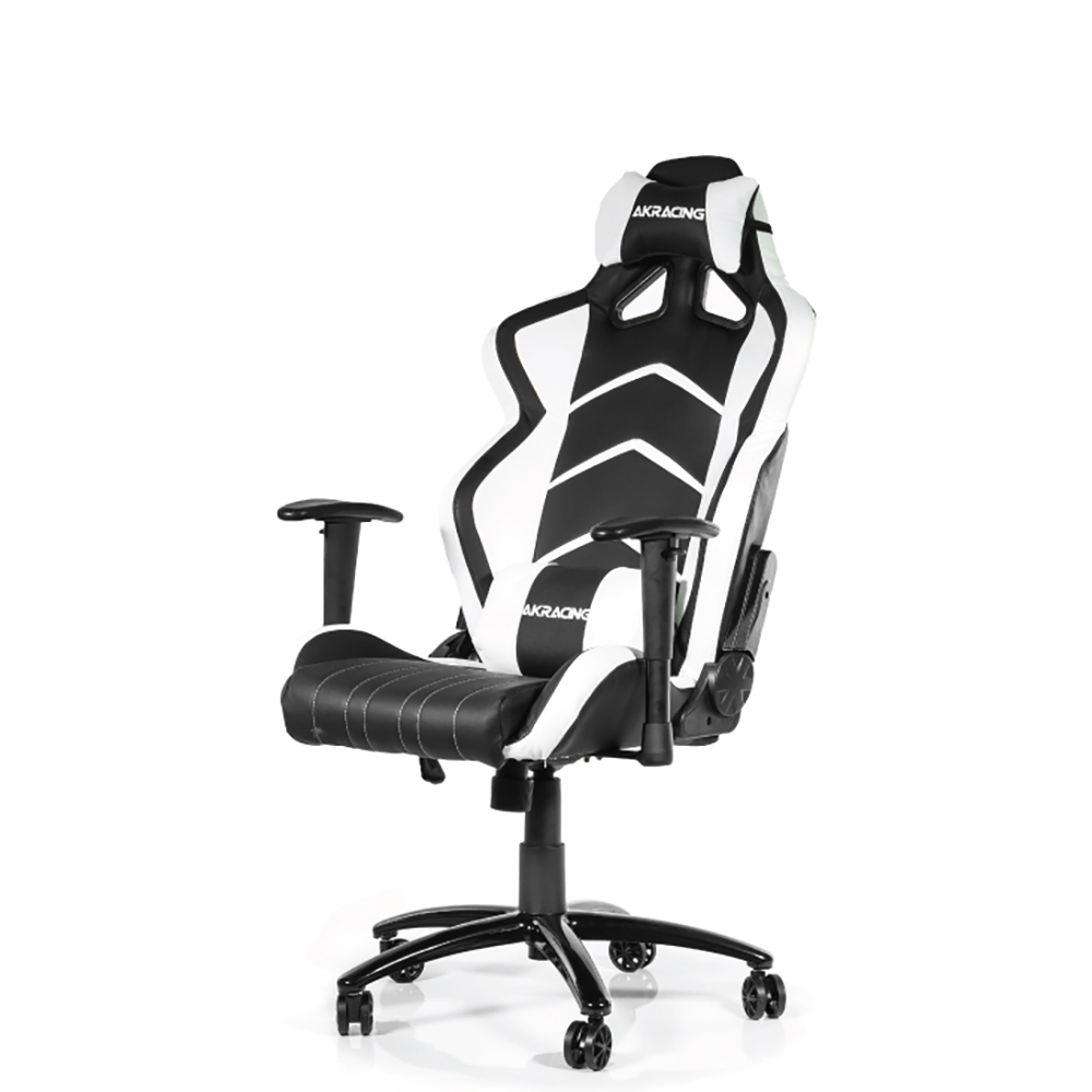 Wondrous Akracing Player Series Office Gaming Chair Black White Theyellowbook Wood Chair Design Ideas Theyellowbookinfo