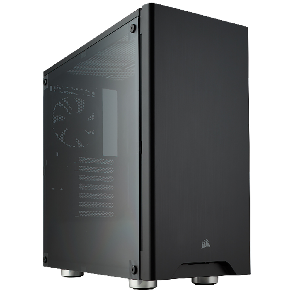 Corsair Carbide Series 275R Mid-Tower Gaming Case Black