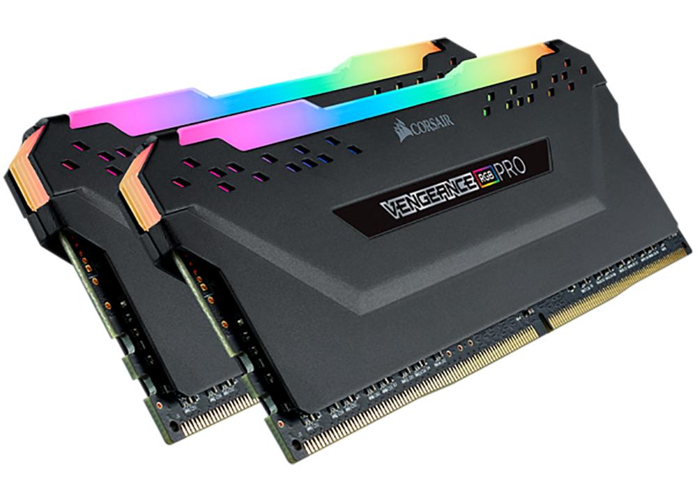 Corsair 16GB (2x8GB)CMW16GX4M2C3200C16 DDR4 3200MHz Vengeance Pro RGB