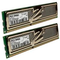 OCZ 4GKit(2x2G) DDR3 800 PC3 6400MHz Gold Series