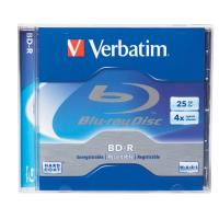 Verbatim Blu-Ray BD-R 25Gb 1pk 4X
