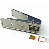 Micro Sim Card Cutter for iPad, iPhone 4G