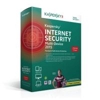 Kaspersky Internet Security 2015 Retail 2yrs 1 user