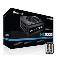 Corsair HX1000i 1000W 80PLUS Platinum Full Modular ATX Power Supply