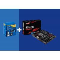 Intel i5 4690K CPU + Asus H97-PRO-GAMER Motherboard Combo