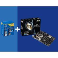 Intel i5 4690 CPU + Asus Z97-K Motherboard Combo