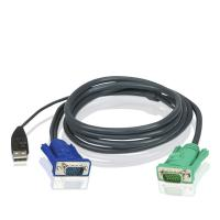Aten 2L-5205U 5m USB KVM Cable to suit CS8xU, CS174x, CS13xx, CS17xxA, CS17xxi CL5xxx, CL58xx