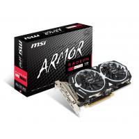 MSI Radeon RX 470 Armor OC 4GB Video Card