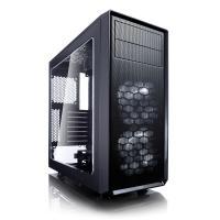 Fractal Design Focus I Mid Tower Case Black Window